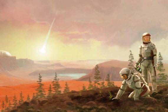 Aconyte Books To Publish Terraforming Mars Novels Based on Board Game