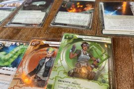 Android Netrunner Board Game Cards