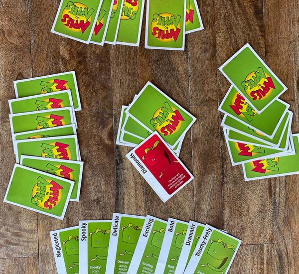Apples To Apples Board Game Overview