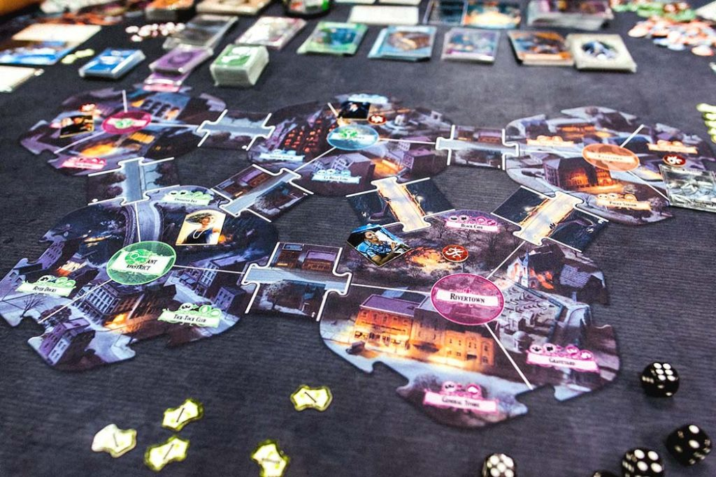 Arkham Horror Board Game Overview