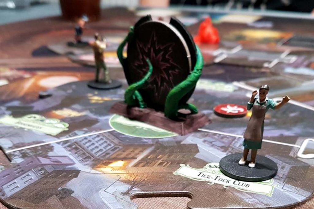 Arkham Horror Board Game Showdown