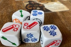 Bang Dice Game Player Dice