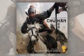 ChuHan Board Game Announcement