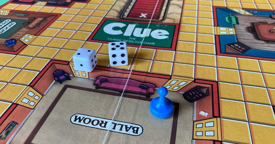 Clue Board Game Room Player Piece