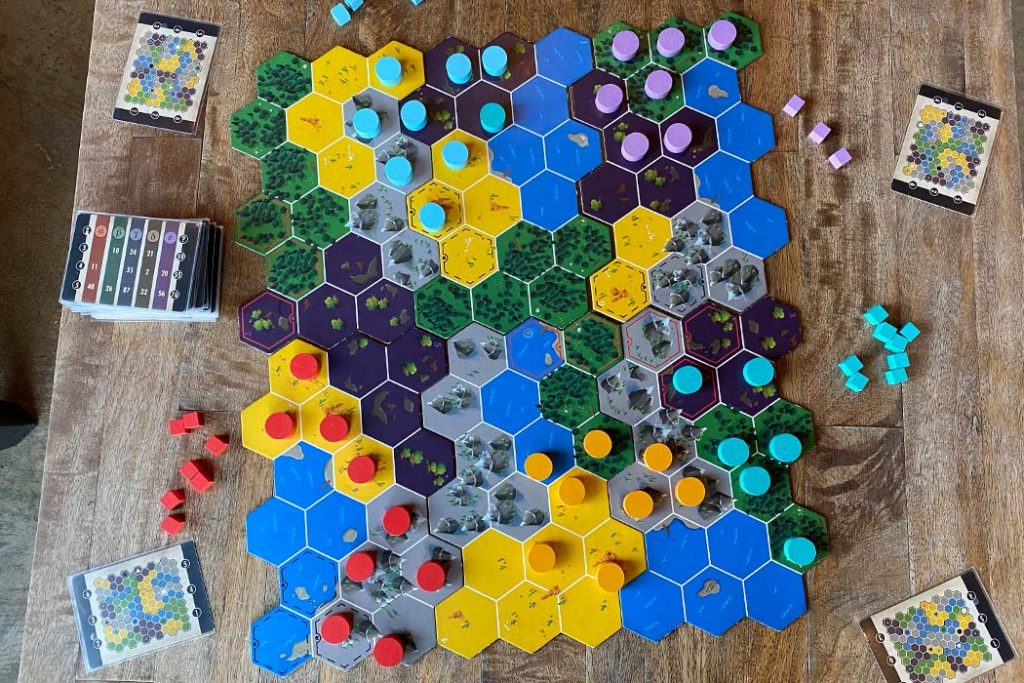Cryptid Board Game Overview