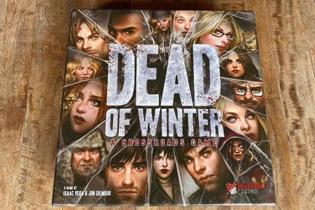 Dead of Winter Board Game Box Art