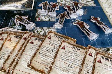 Dead of Winter Board Game Objectives