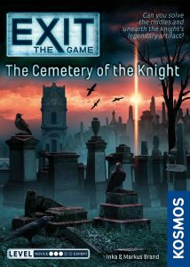 Exit The Cemetery of the Knight Box