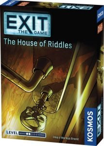 Exit The Game House of Riddles Box