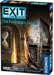 Exit The Game The Forbidden Castle Box
