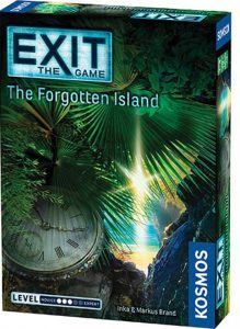 Exit The Game The Forgotten Island Box
