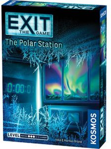 Exit The Game The Polar Station Box