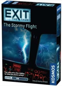 Exit The Game The Stormy Flight Box