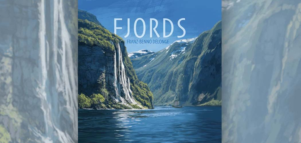 Fjords Board Game Announcement
