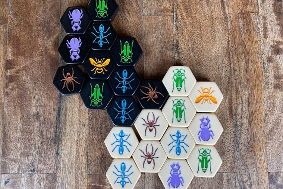Hive Board Game Overview