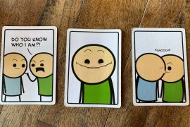 Joking Hazard Board Game Story