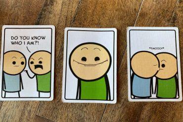 Joking Hazard Board Game Story