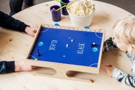 Klask Designer Mikkel Bertelsen Interview Gameplay