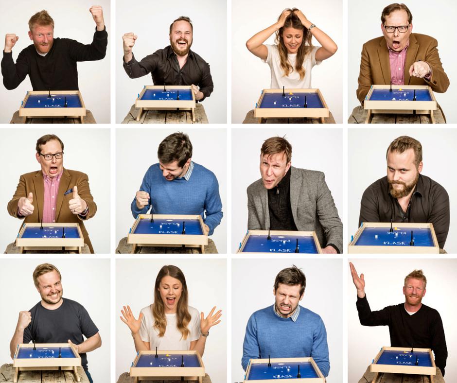 Klask Designer Mikkel Bertelsen Interview Reactions