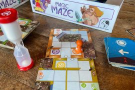 Magic Maze Board Game Overview