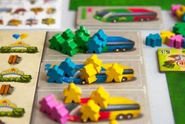 Meeple Land Board Game Park Guest Close Up