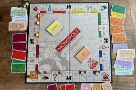 Monopoly Board Game Overview