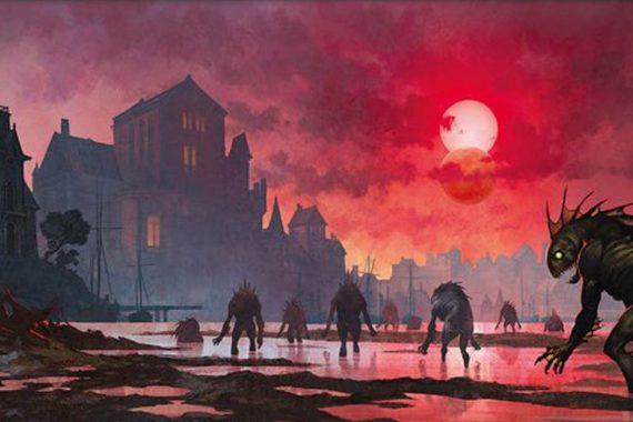 New Arkham Horror TCG Expansion The Innsmouth Conspiracy is Here