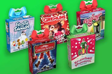 New Holiday Board Games Based On Movies From Funko