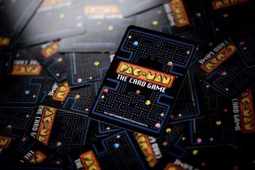 New Pac-Man Card Game Is A Whole New Level