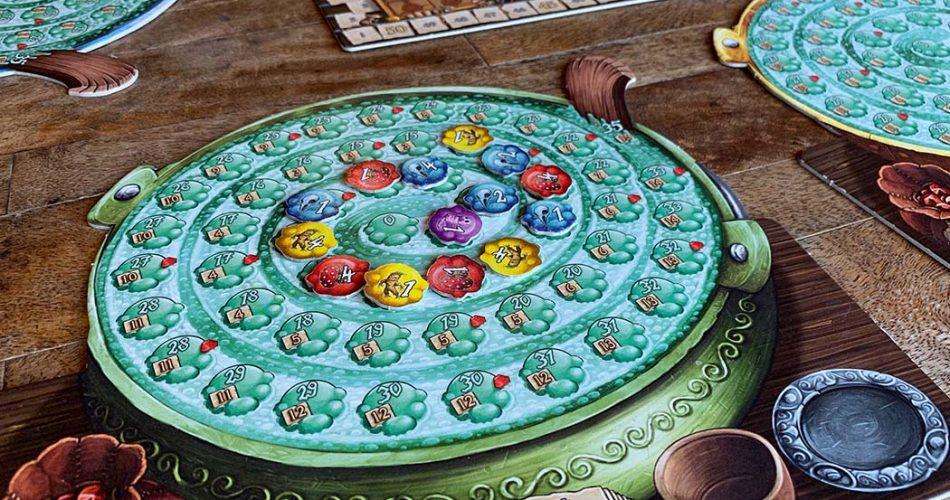 Quacks of Quedlinburg Board Game Overview