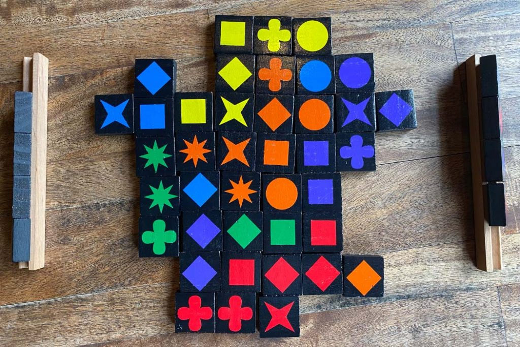 Qwirkle Board Game Overview