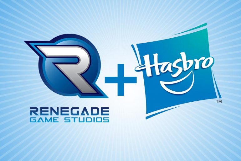 Renegade and Hasbro deal now covers Transformers, My Little Pony and G.I. Joe Board Games