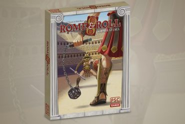 Rome and Roll Gladiators Expansion Announced
