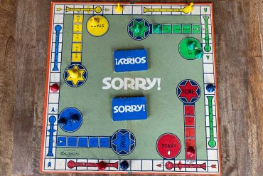 Sorry Board Game Overview