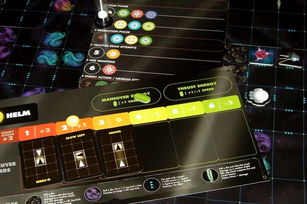 Space Cadets Board Game