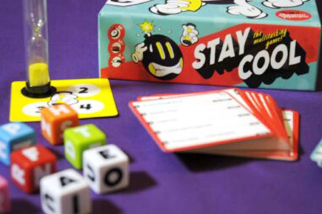 Stay Cool Board Game