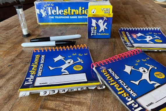 Telestrations Board Game Overview