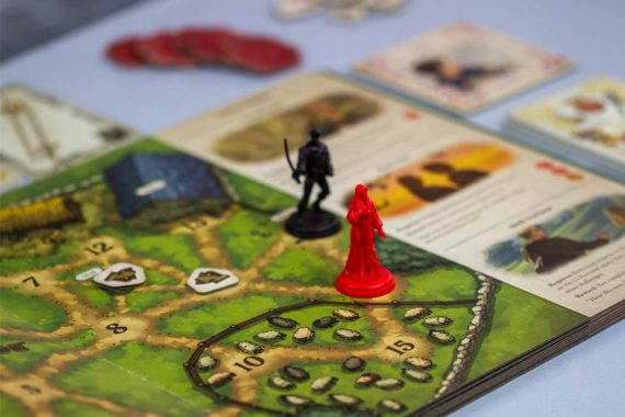 The Princess Bride Adventure Book Game Chapter 1 Gameplay