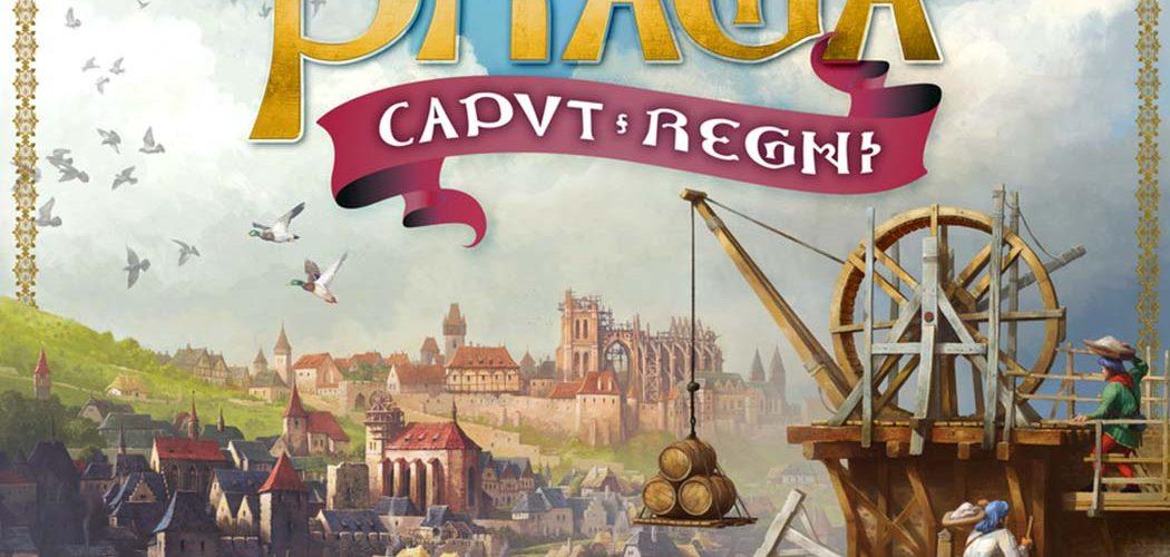 Underwater Cities Designer's New Game Praga Caput Regni Coming November 2020