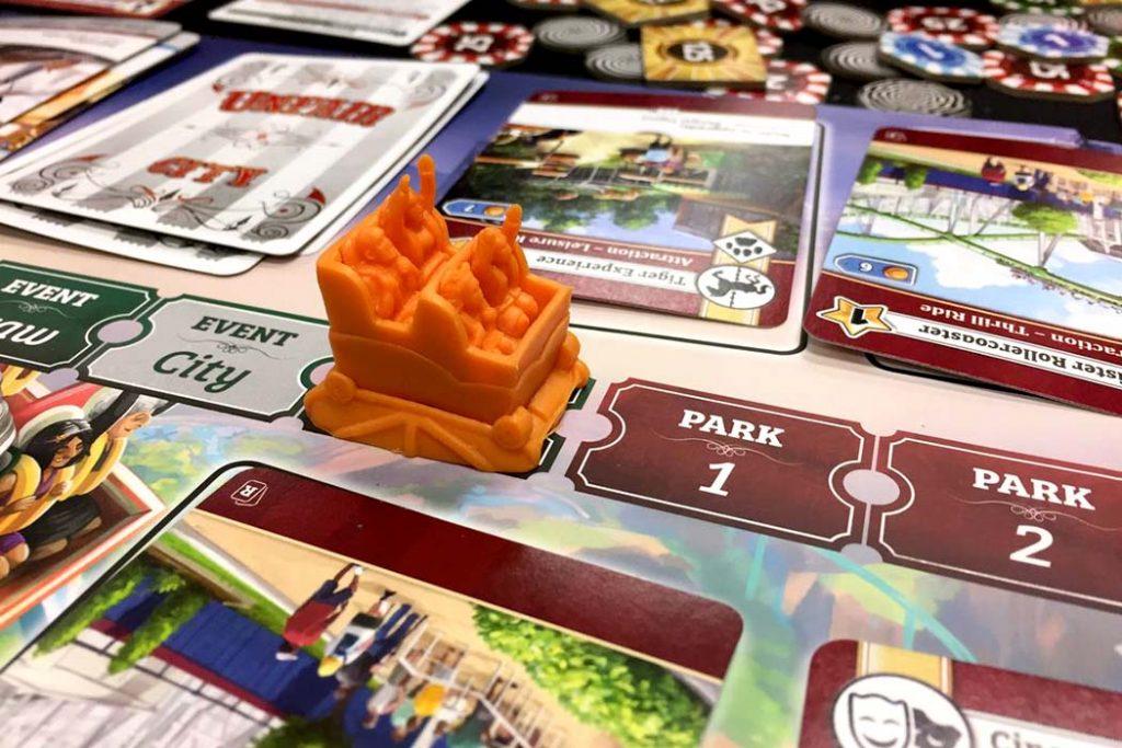 Unfair Board Game