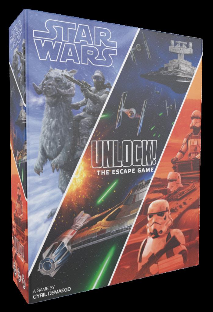 Unlock Star Wars Box