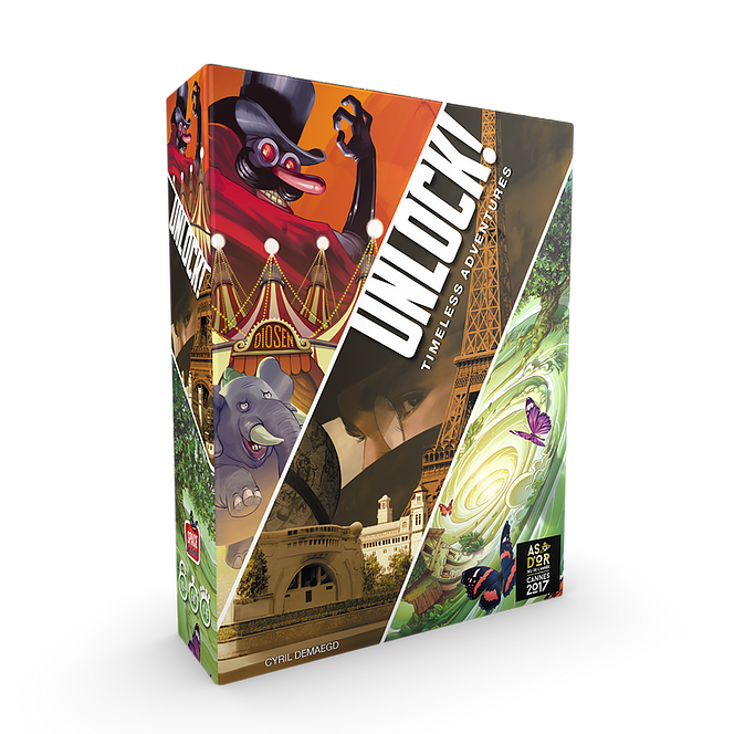 Unlock Timeless Adventures Box