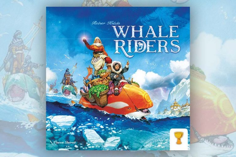 Whale Riders Board Game Announcement
