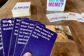 What Do You Meme Board Game Cards