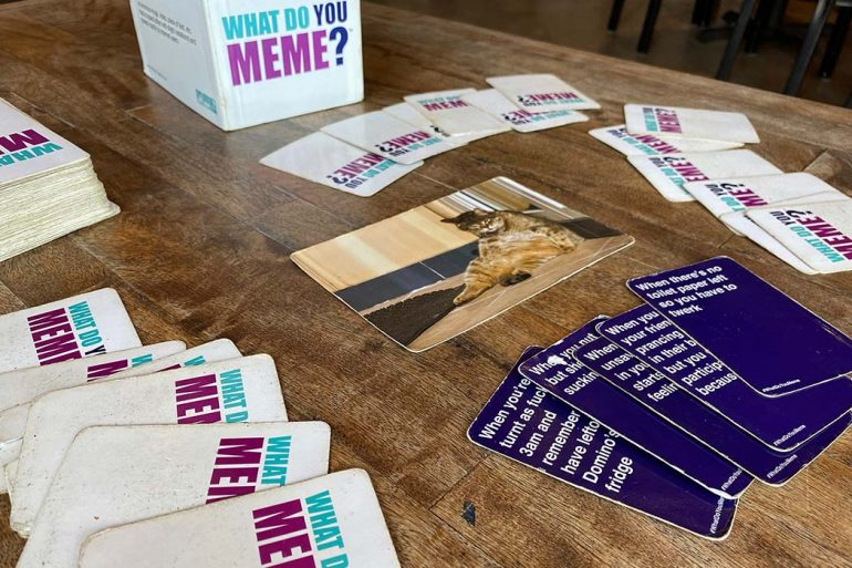 What Do You Meme Board Game Overview