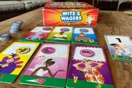 Wits and Wagers Board Game Overview