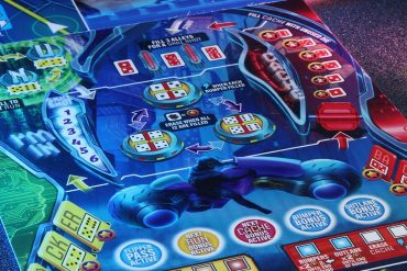 Wizkids Releases New Pinball Board Game
