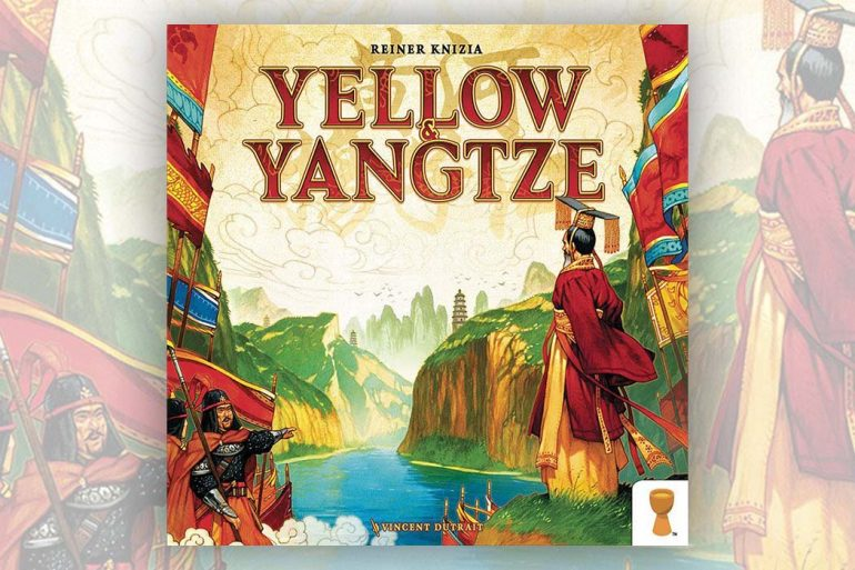 Yellow and Yangtze Expansion Announcement
