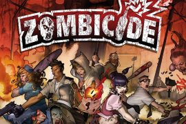 Zombicide Novels Continue Aconyte Books Board Game Deal Spree