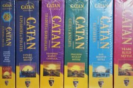 Best Settlers of Catan Expansions